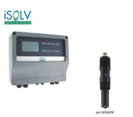 pH Meter iSOLV APH480
