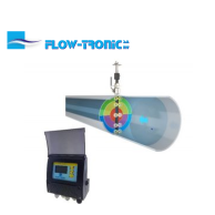 TORPEEMAGFull Profile Electromagnetic Averaging Insertion Flow Meter with Multiple Electrodes