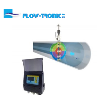 Electromagnetic Flowmeter  TORPEE-MAG<br>Full Profile Electromagnetic Averaging Insertion Flow Meter with Multiple Electrodes<br> 1 flowtronic